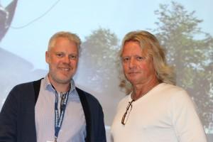 Dag Bratteberg og Petter Langlo